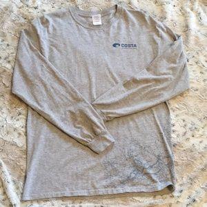 Costa long sleeve tshirt